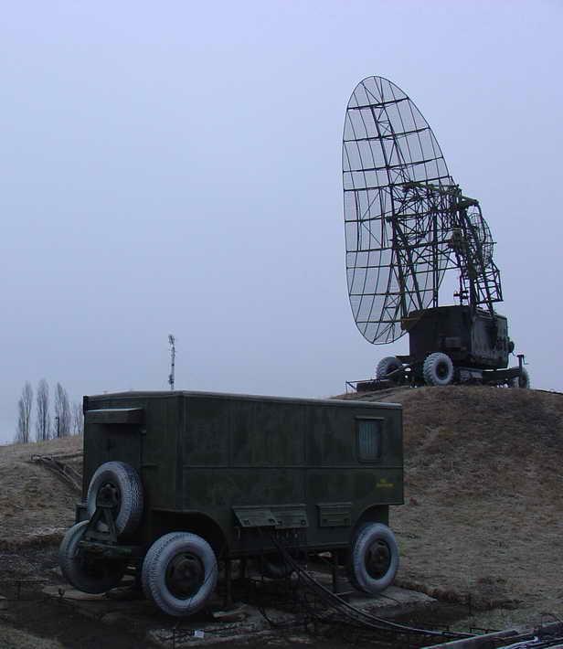 высотомер РЛК 5Н87 дециметрового диапазона волн (в составе РЛК 2-4 ПРВ-13М2).  Наш фотоальбом.